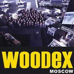 Выставка Woodex Moscow