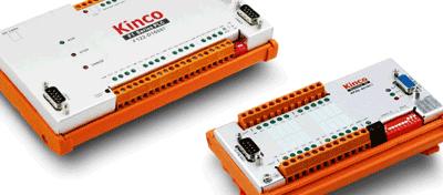 Новый компактный промышленный контроллер Kinco