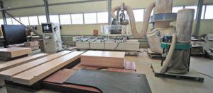 Фрезерный станок: творческий подход в мебельной промышленности